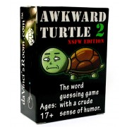 Awkward Turtle 2 NSFW Edition - The Adult Party Game with a Crude Sense of Humor