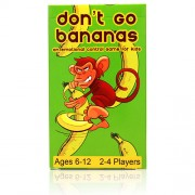Don't Go Bananas - The CBT Game for Kids to Work on Controlling Strong Emotions