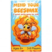 Mind Your Beeswax - The Social Skills & Mindfulness Game for Kids
