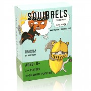 Squirrels! - The Family and Teen Game Night Card Game of Collecting and Revenge